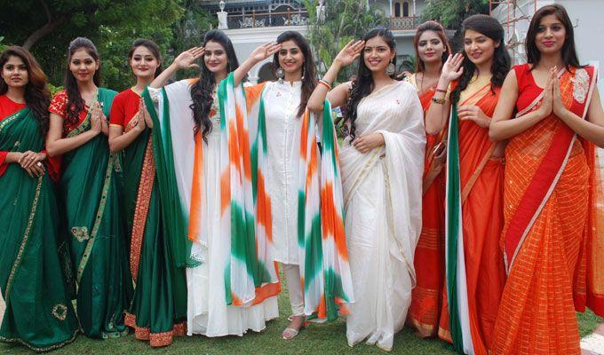 72ND Independence Day celebrations at CC Begumpet