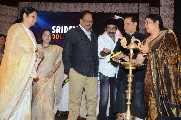 Actor Sridevi's condolence Press meet Photos