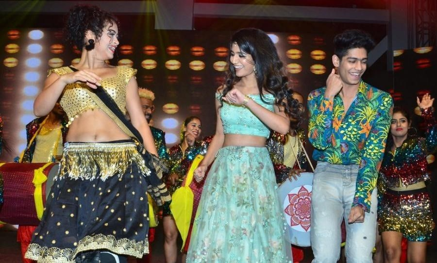 Allu Arjun at Lovers day Audio Launch Photos