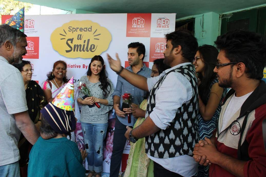 Celebrities At RED FM Spread A Smile 2017 Event Photos