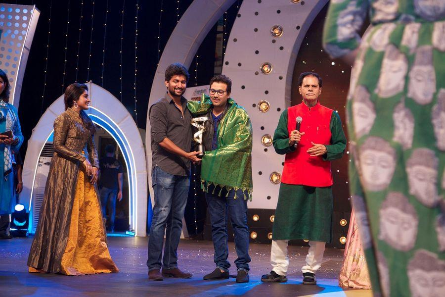 Celebrities at TSR TV9 Movie Awards Function