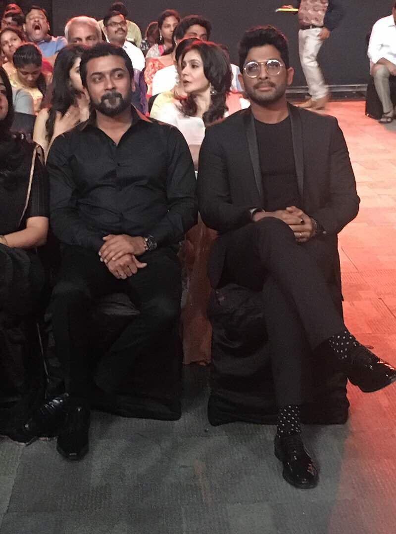 Celebs at 64th Jio Filmfare Awards 2017 Photos