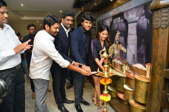 Celebs at Vivaha Bhojanam Restaurant Launch Photos