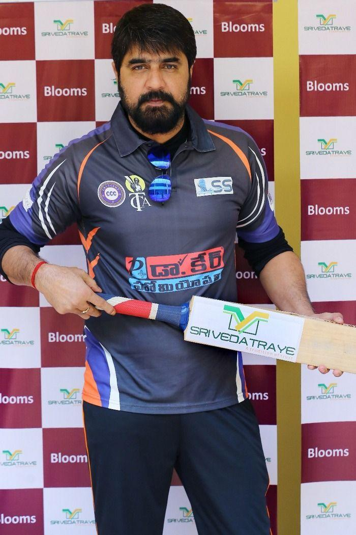 Cine Stars Charity Crescent Cricket Cup 2017 Photos