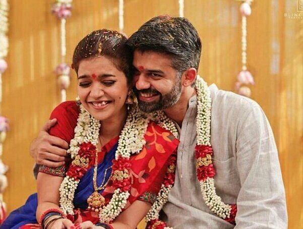 Colours Swathi and Vikas Marriage Photos