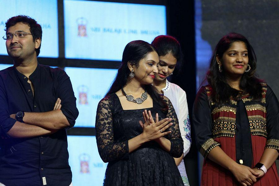 Gautham Nanda Movie Audio Launch Photos