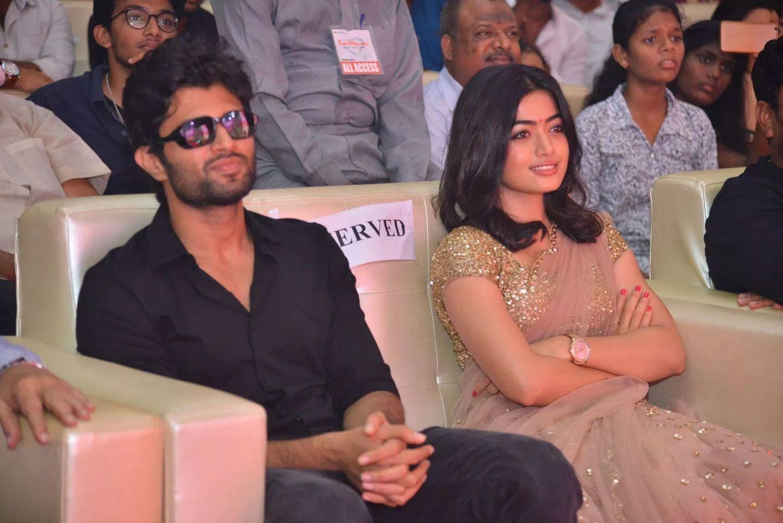 Geeta Govindham Movie Pre Release Event Photos