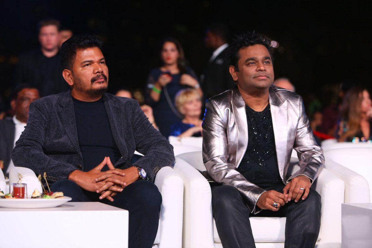Grand Audio Launch Event of 2Point0 Movie Photos