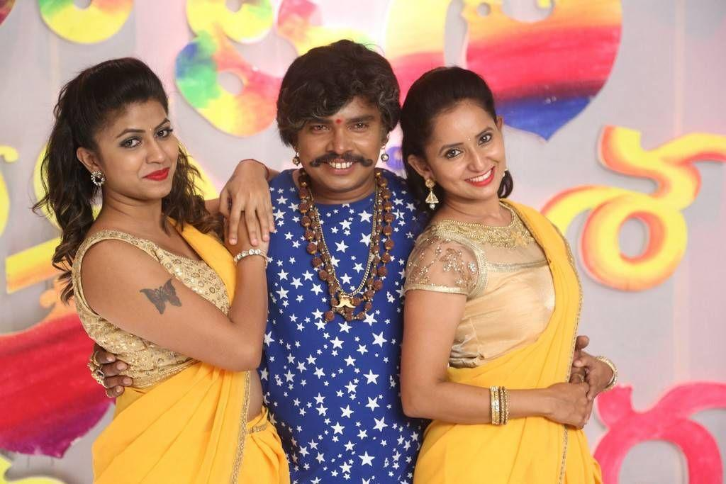 Kobbari Matta Movie On Location Press Meet Stills