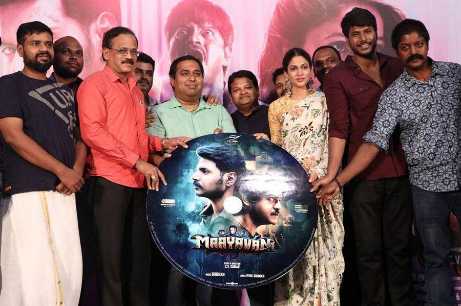 Maayavan Movie Audio Launch Photos