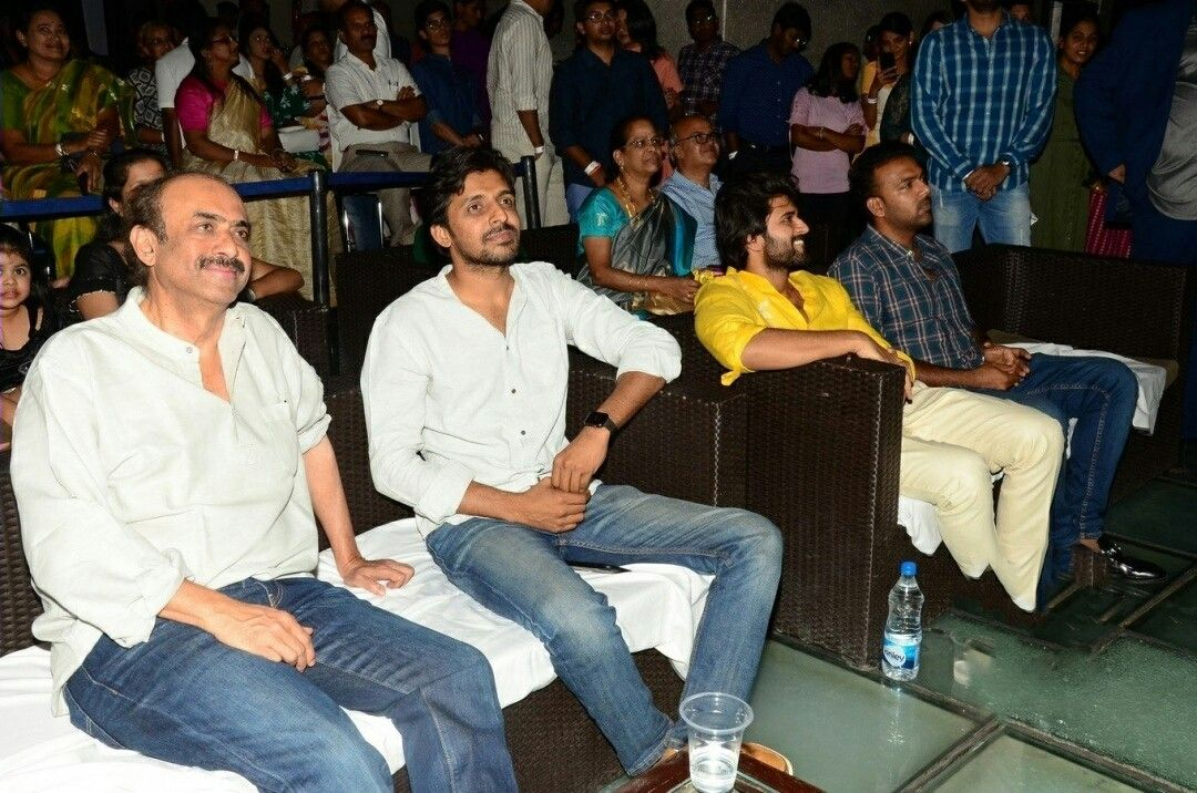 Maharshi Event Photos