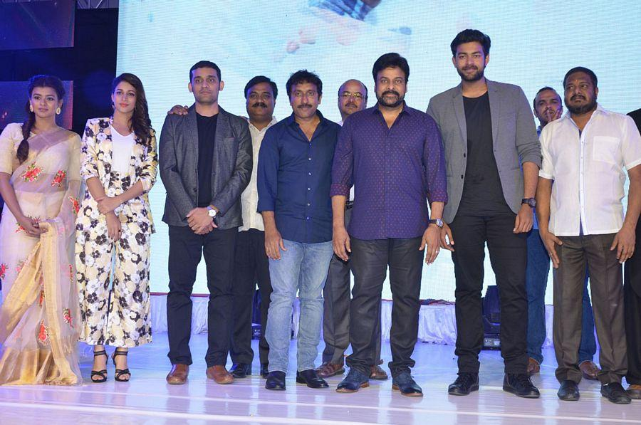 Mister 2017 Telugu Movie Pre Release Event Photos