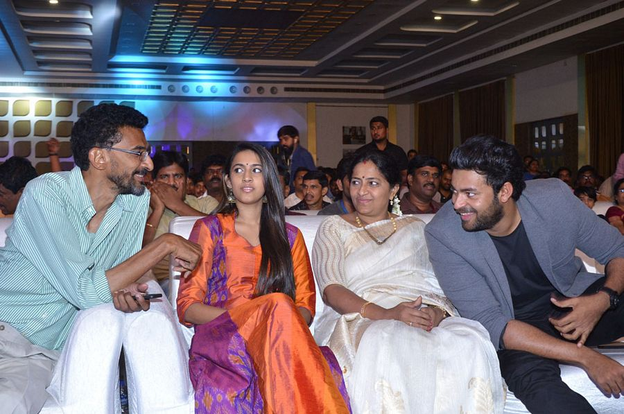 Mister Movie Pre Release Function Pictures