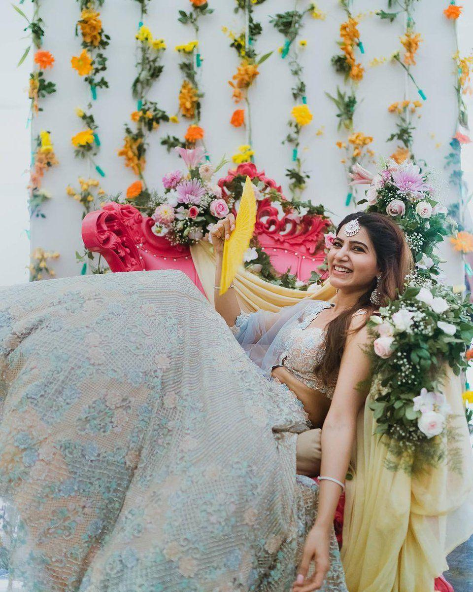 Most adorable pictures of Chaitanya & Samantha Wedding