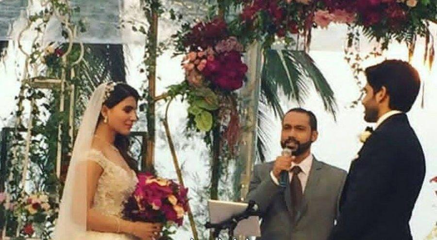 Naga Chaitanya and Samantha Christian Wedding Photos