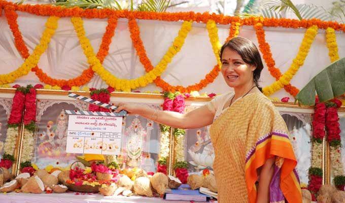 Nagarjuna's Manmadhudu 2 Starts Rolling