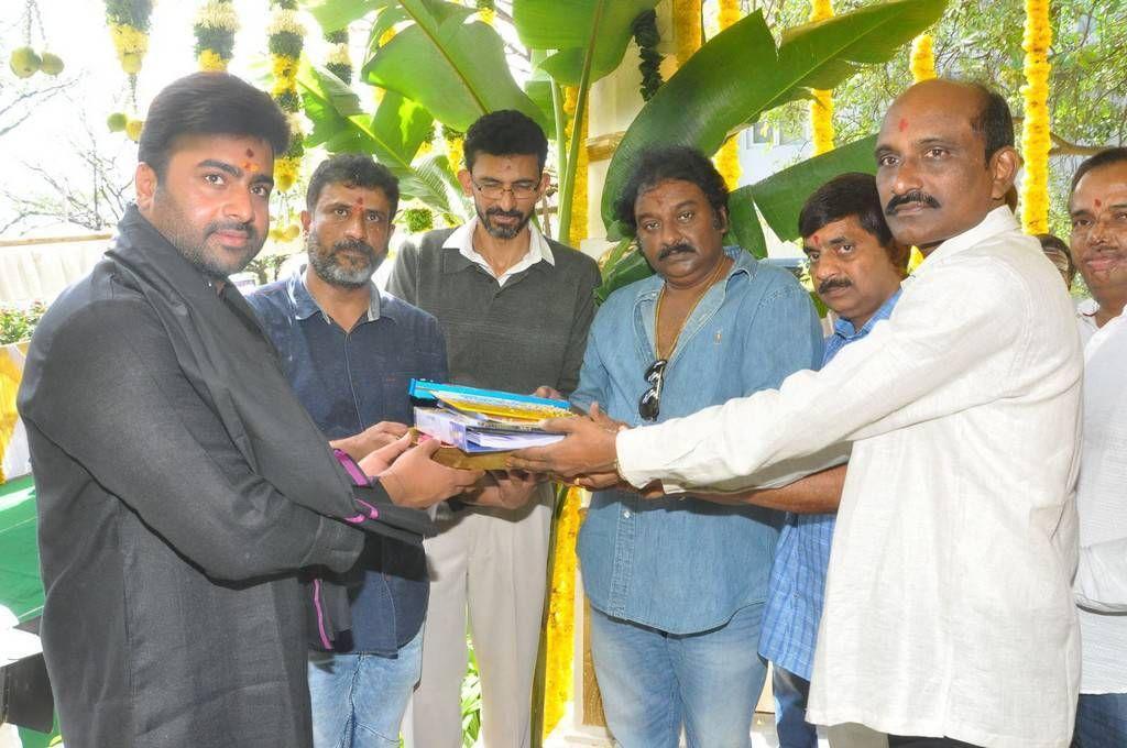 Nara Rohit Aatagallu Movie Launch Stills