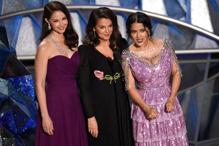 Oscars 2018 Awards Photos