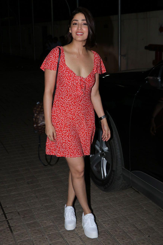 PHOTOS: Bollywood Stars at 'Stree' Special Screening