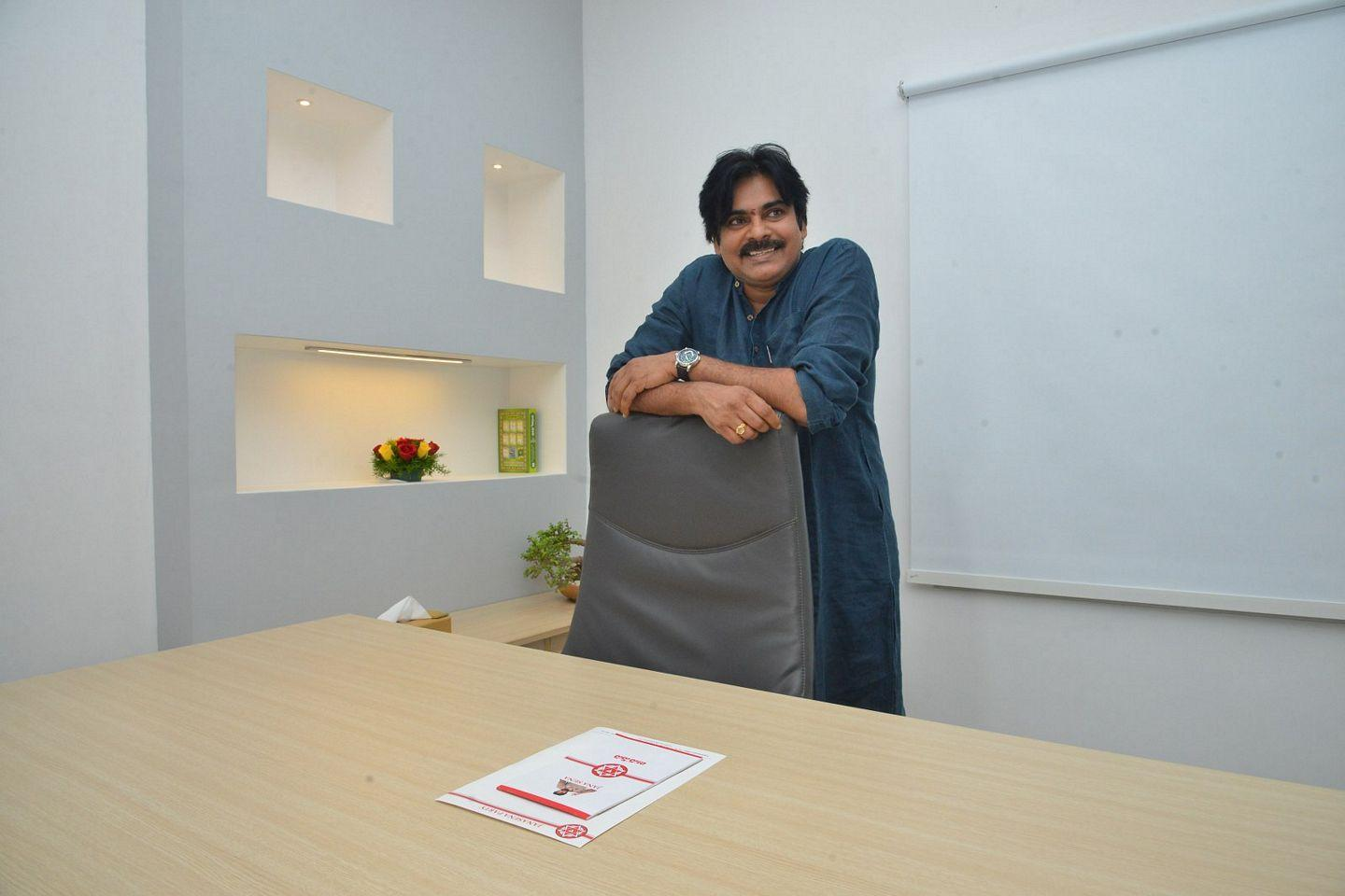 PHOTOS: Janasena Party Office Opening Ceremony