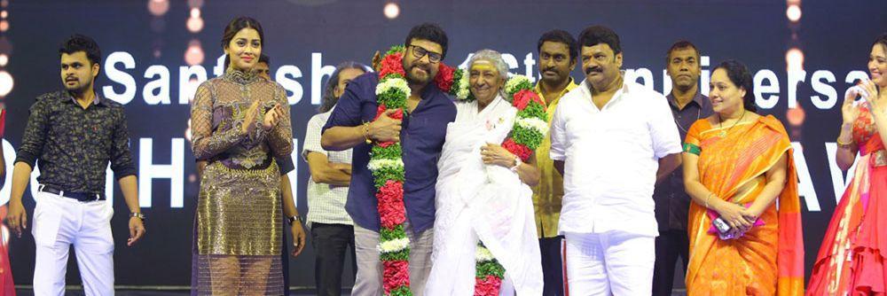 PHOTOS: Santosham South India Film Awards 2018