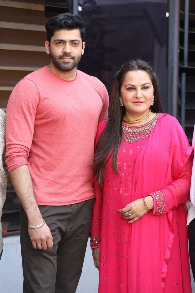 Sarabha Movie Press Meet Photos