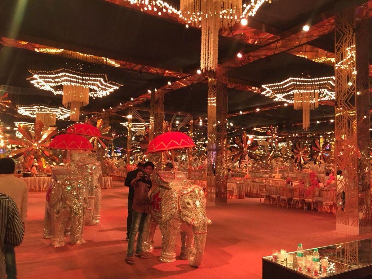 Sujana Chowdary's Daughter Naga Chandini's wedding Reception