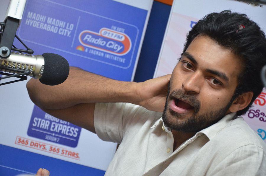 Varun Tej Mister Telugu Movie Promotions Photos