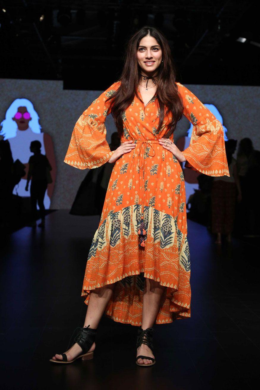 Lakme Fashion Week - Latest News, Photos and Videos Vogue India Lakme india fashion week mumbai 2018
