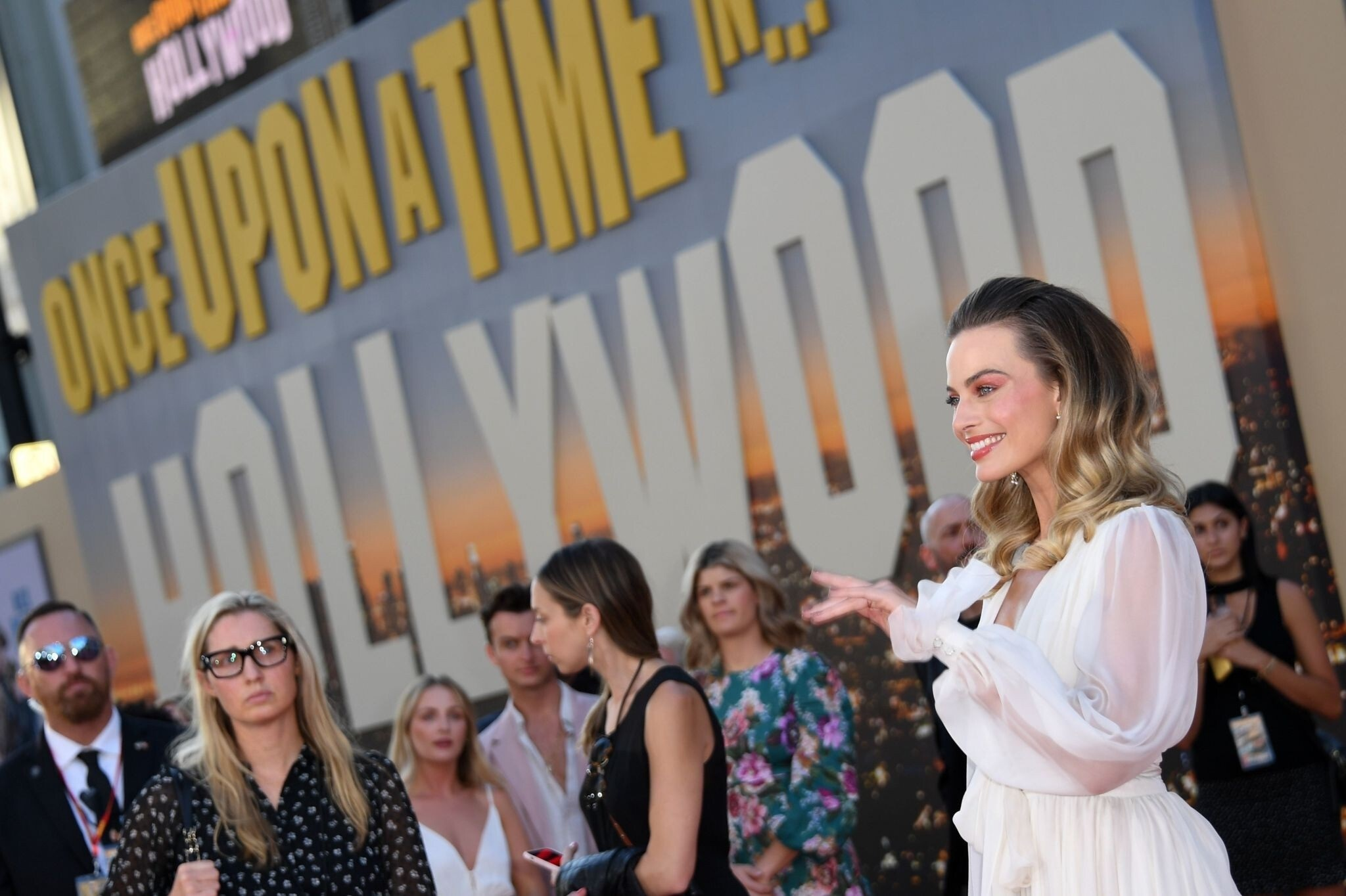 Once Upon A Time In Hollywood Premiere At Los Angeles