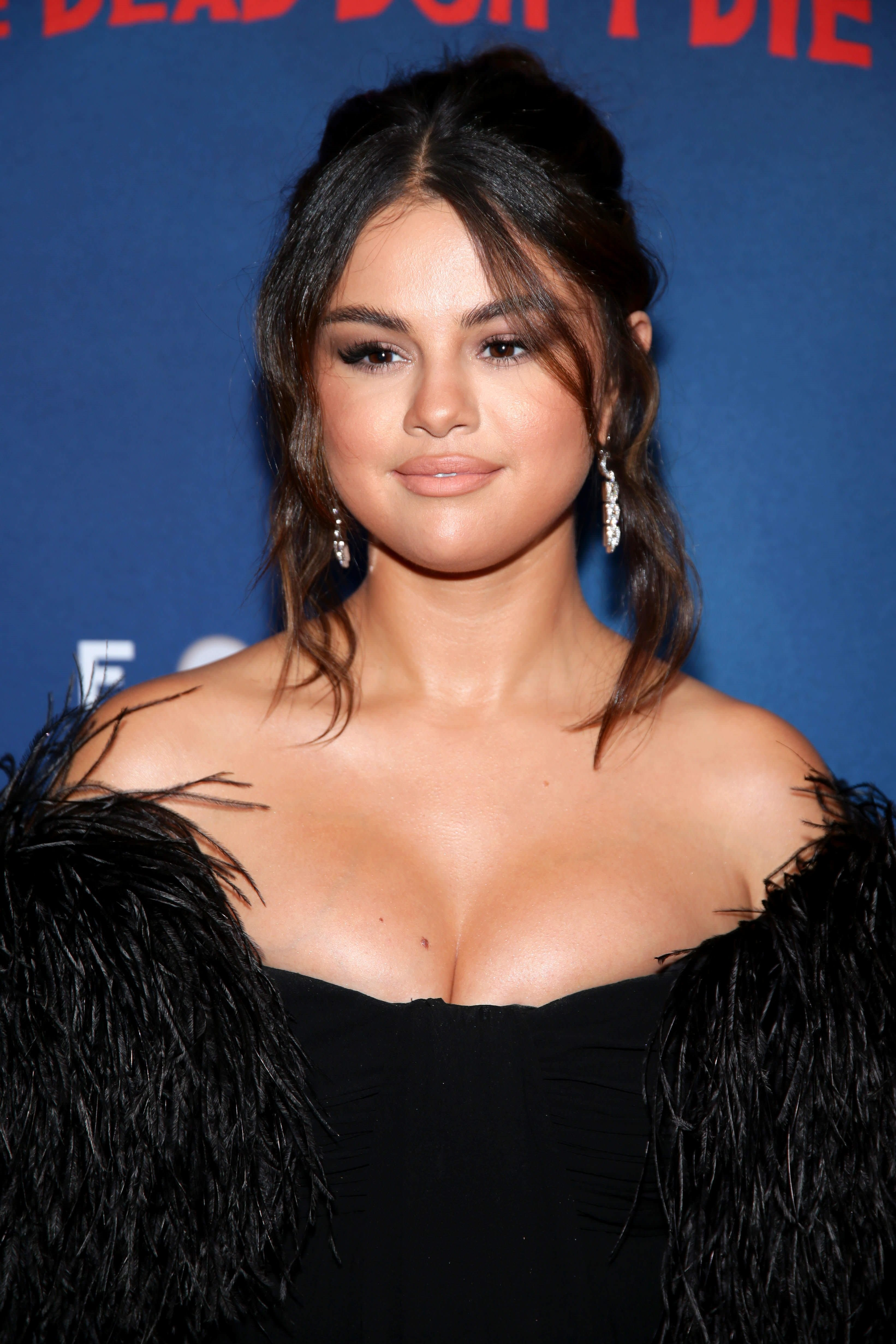 Selena Gomez At The Dead Dont Die Premiere NYC