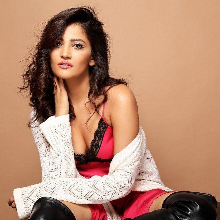 Actress Nimisha Mehta Hot & Spicy Photoshoot Stills