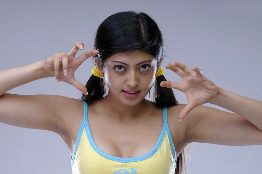 Actress Pranitha Spicy Pictures