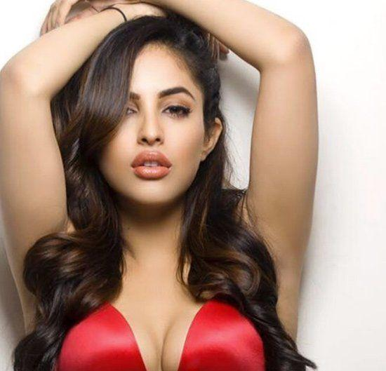 Actress Priya Banerjee Hot & Sexy Cleavage Show Photoshoot Stills