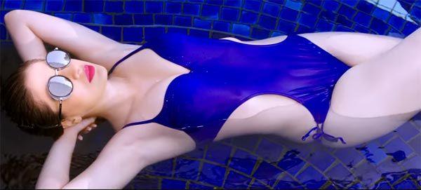 Actress Raai Laxmi Sexy Hot Pics