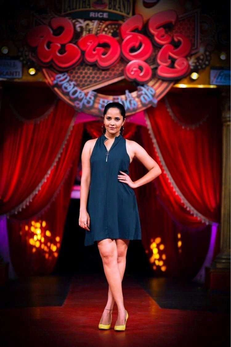 Anasuya Bharadwaj Latest Hot Looks