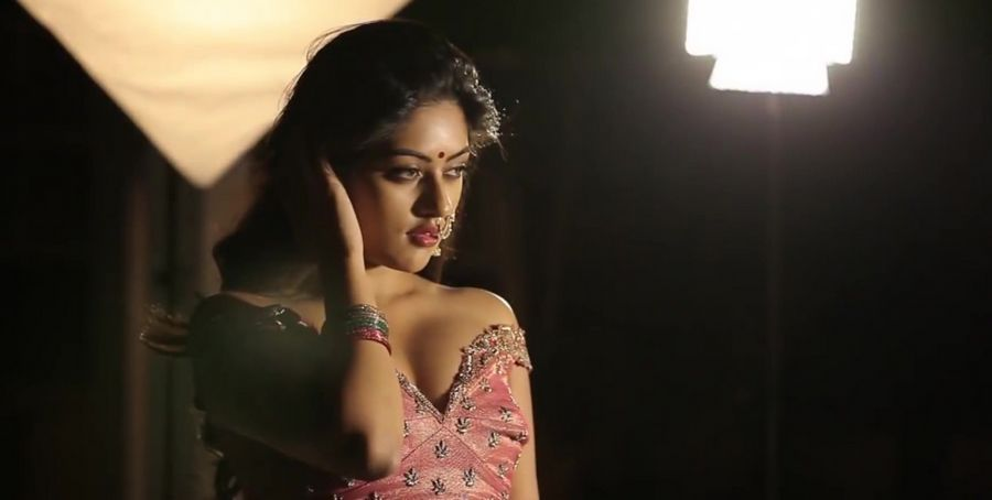 Anu Emmanuel Hot Photoshoot