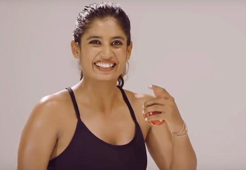 Cricketer Mithali Raj's goes Bold in new Photoshoot Stills