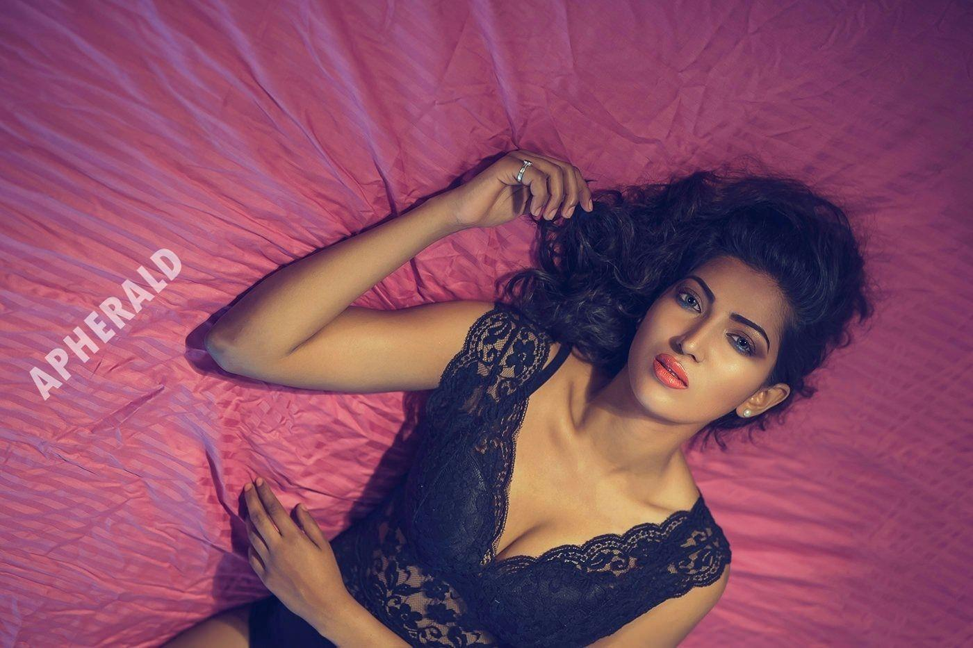 Disha Krishnaiah Latest Hot & Sexy Photo Stills