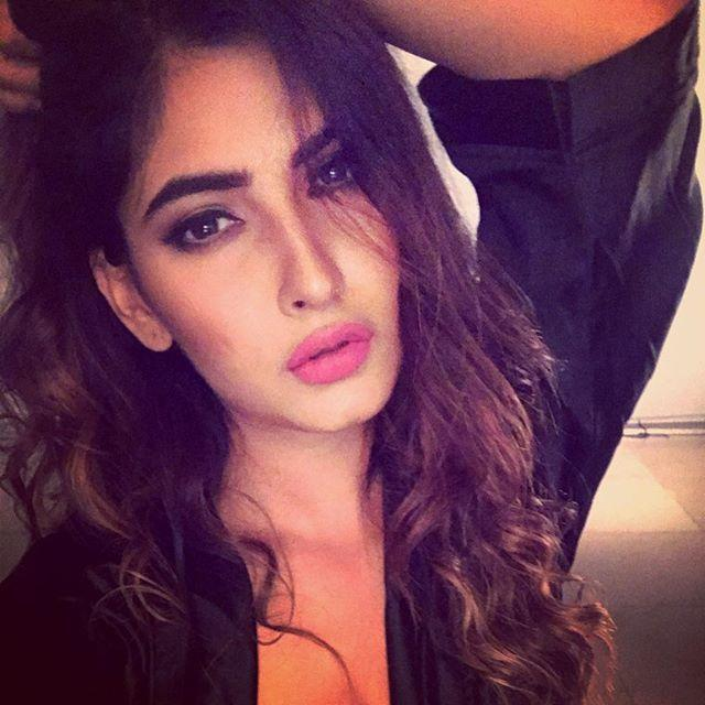 Goes Viral Karishma Sharma New Hot Bikini Photoshoot Stills 2018