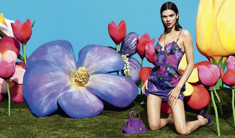 Kendall Jenner Strips Down for La Perla's Latest Photos