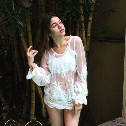 Pooja Bedi's Daughter Aalia Ebrahim HOT Unseen BIKINI Photos