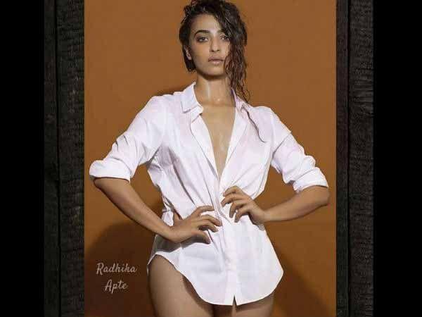 Radhika Apte's bold photo shoot is going viral