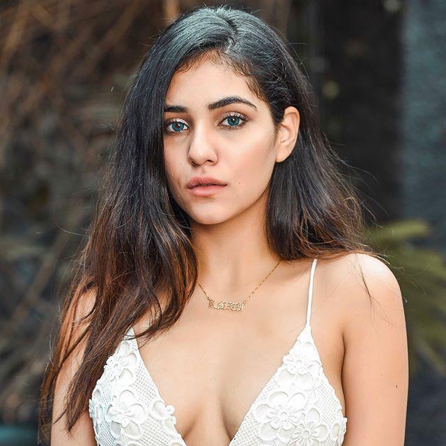 Radhika Seth Mumbai based Hot & Aspiring Model Bikini Stills