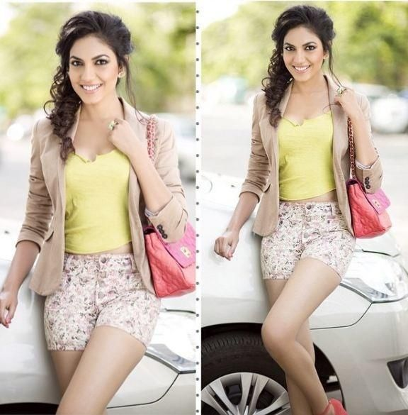 Ritu Varma Hot and Spicy Gallery