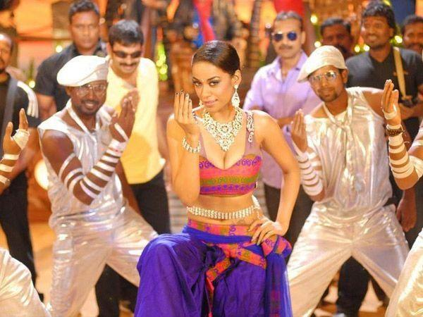 Sexiest Item Girls from South Indian Film Industry