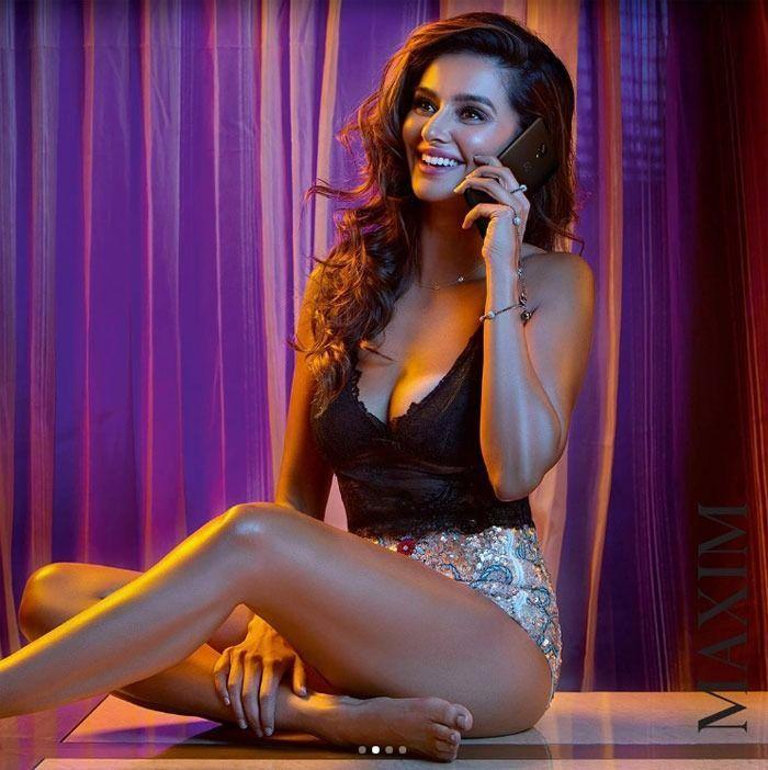 Shibani Dandekar HOTTEST MAXIM Photoshoot is going viral
