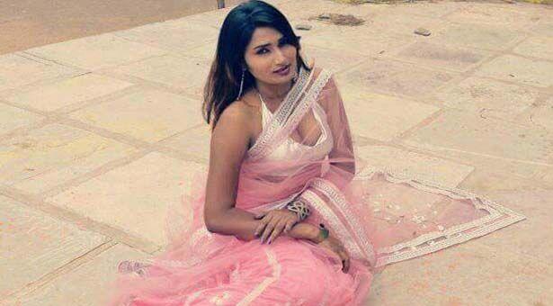 Telugu TV Anchor Swathi Naidu Unseen Spicy Collection Photos
