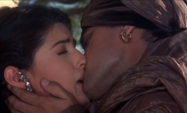 Hot Lip To Lip Kisses