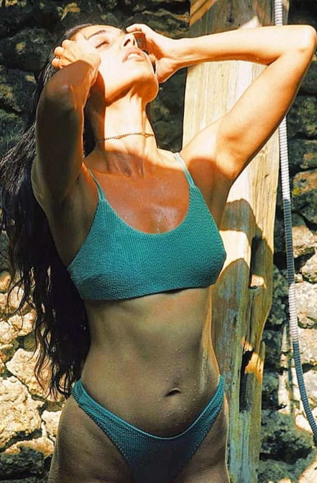Sarah Jane Dias Sizzling Bikini Photoshoot